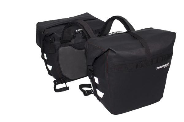 Enduristan Monsoon 3 Satteltaschen für Kofferträger